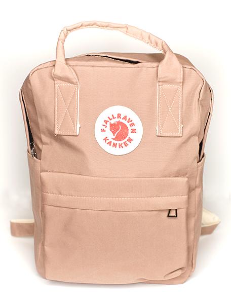 Рюкзак пудрового цвета