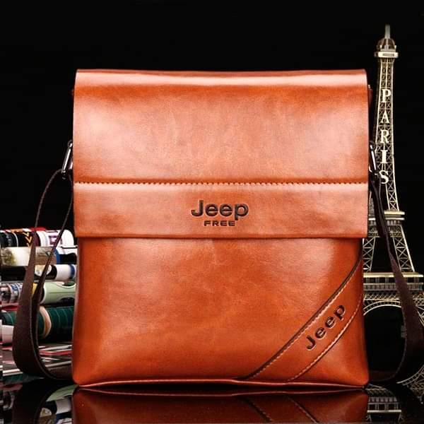 Стильная мужская сумка Jeep.
