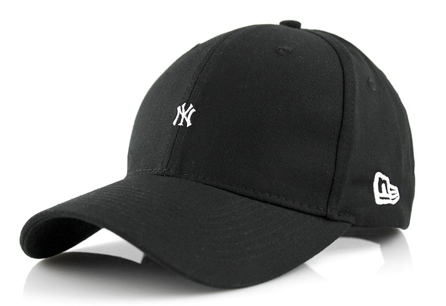 Черная кепка New York (Нью-Йорк).