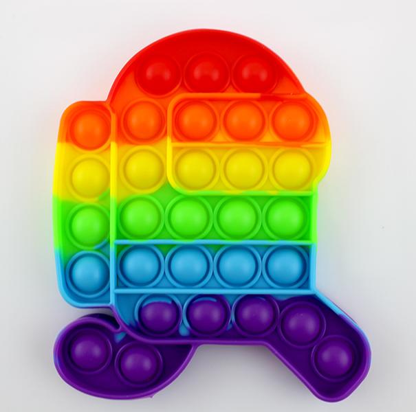 Детская игрушка Pop it Космонавт.